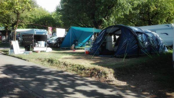 Camping La Quercia, Lazise VR, Italien