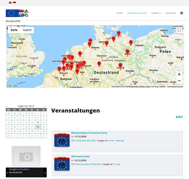 Cruise-Calendar.eu